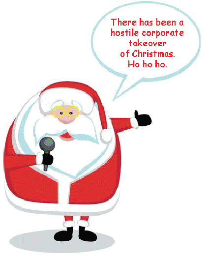 It's Pro-American to be Anti-Christmas | mathbabe