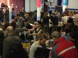 Occupy Sandy volunteers