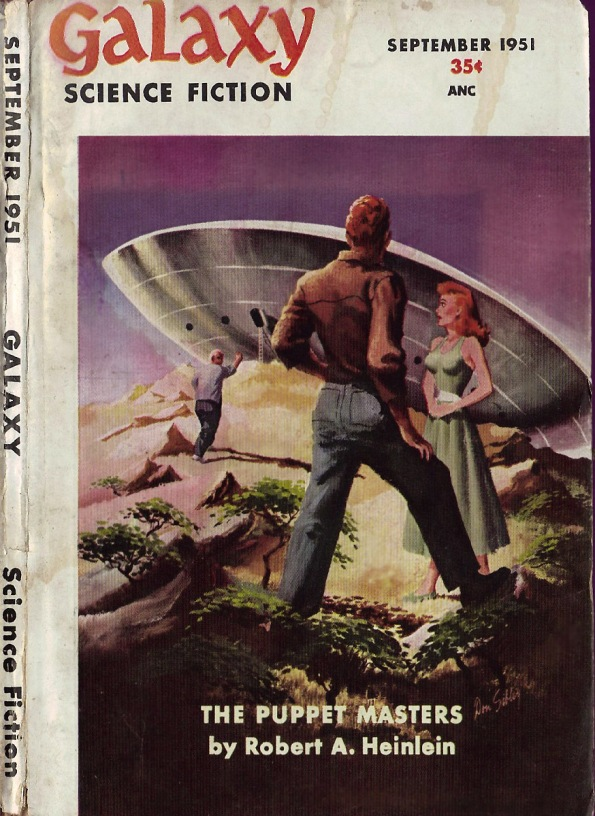 Robert A Heinlein_The Puppet Masters_GALAXY_Don Sibley