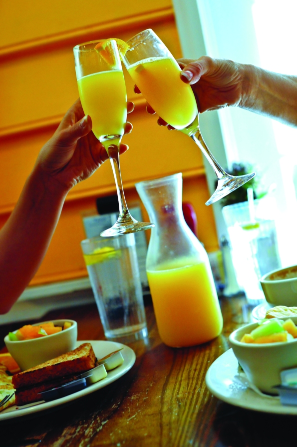 Holy crap I want a mimosa.
